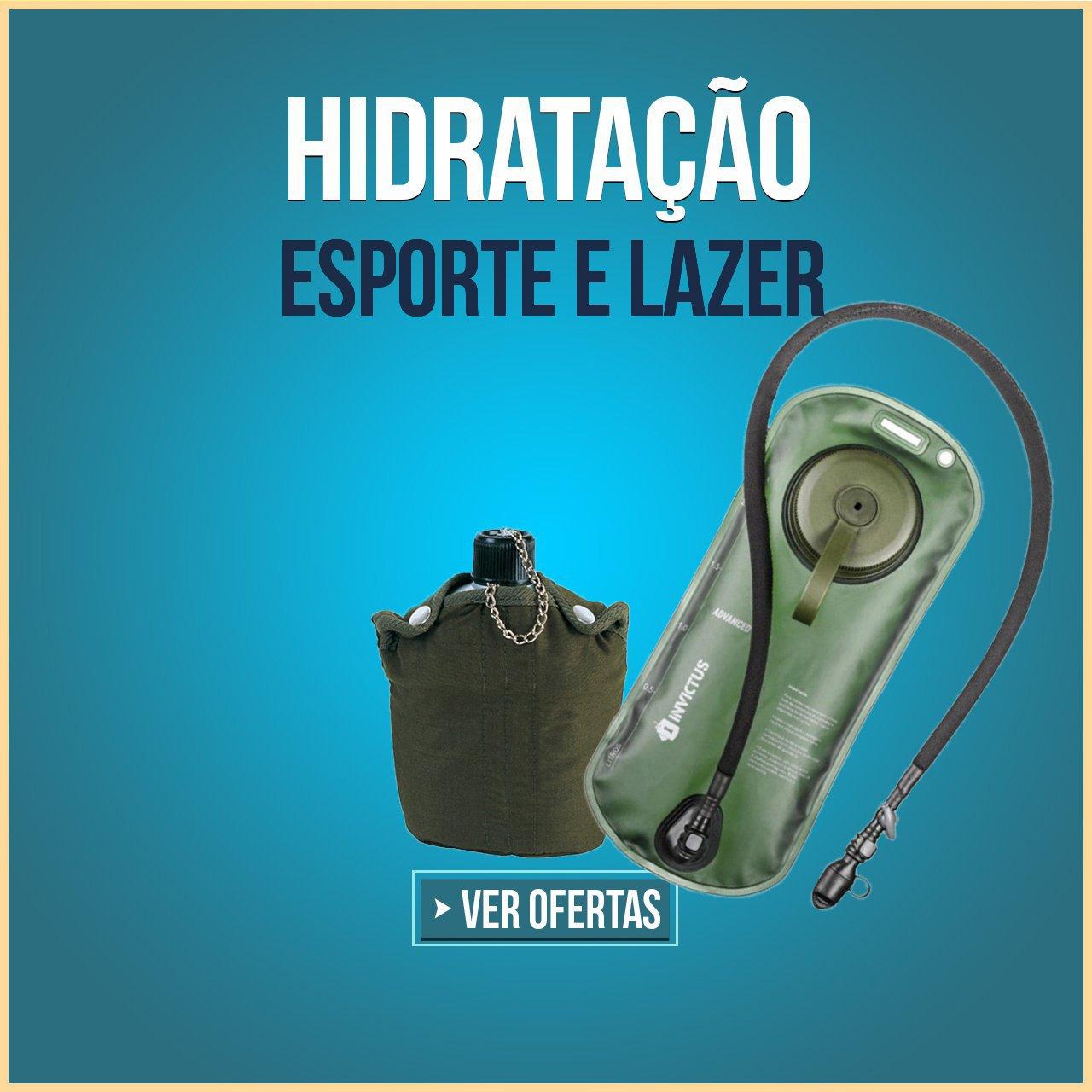 HIDRATAÇÃO - ESPORTE E LAZER