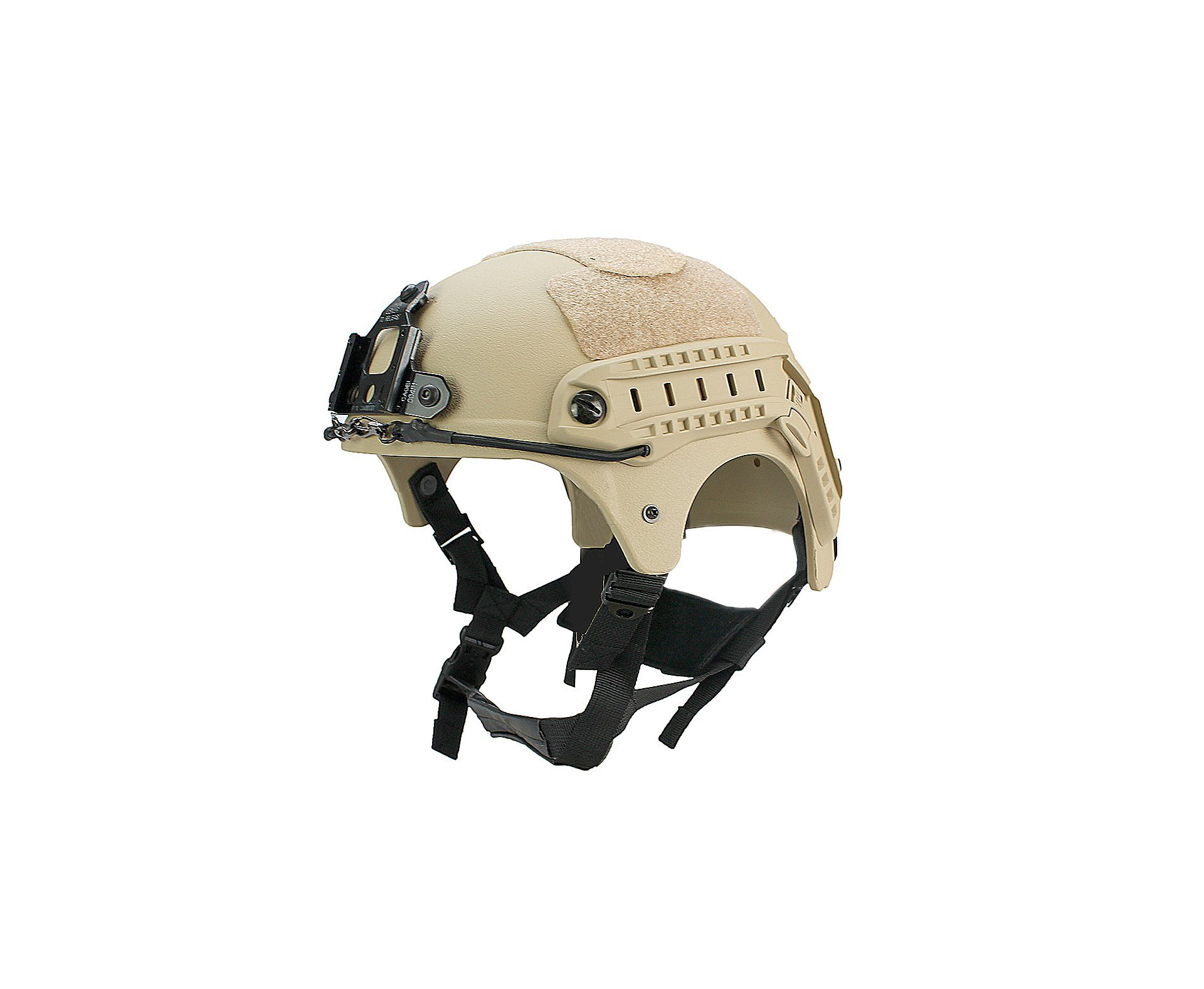 Capacete Tático Para Airsoft/paintball Mod Ibh X Desert