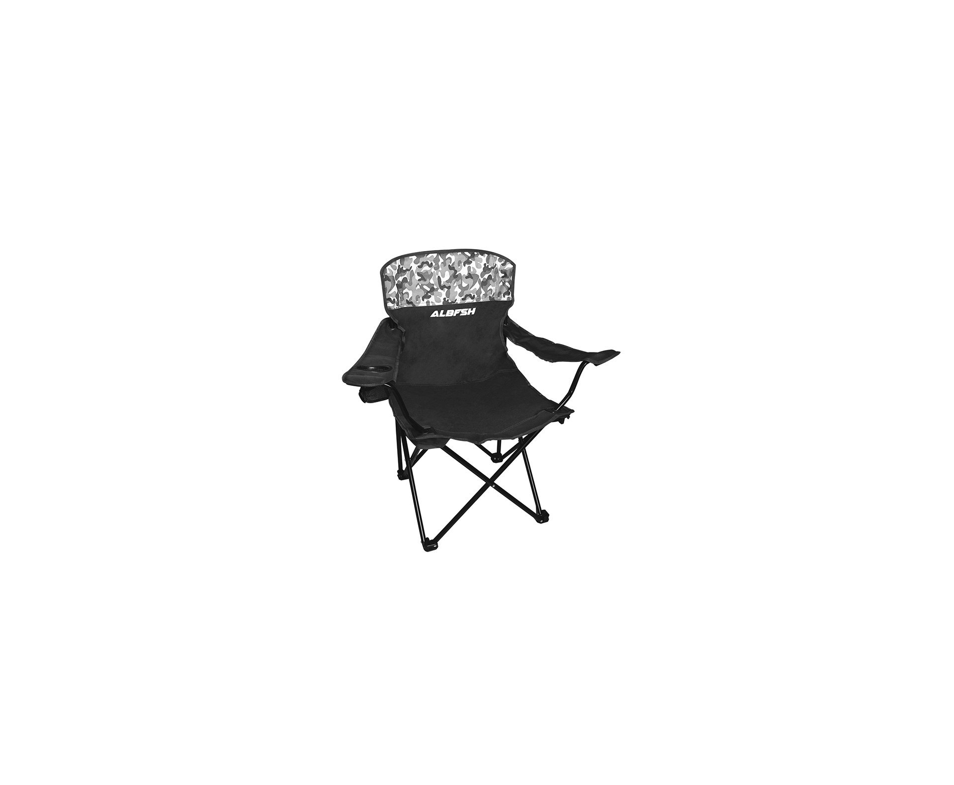 Cadeira Camping Albatroz Hba-23mh Capacidade 100kg