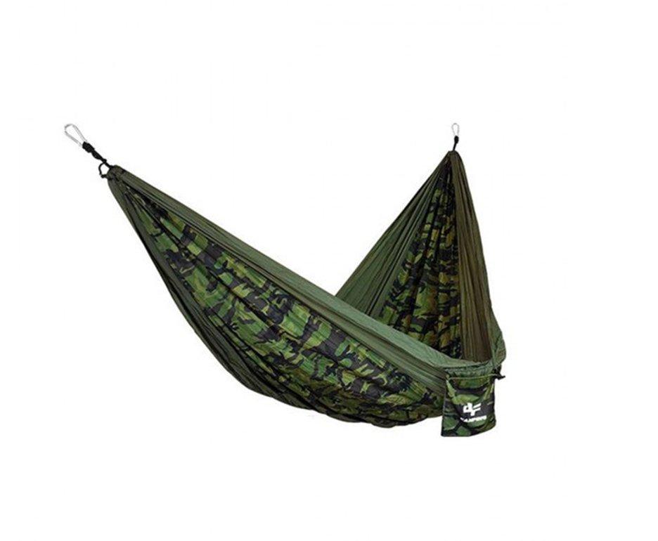 Rede Camping Para Descanso Camuflado Albatroz