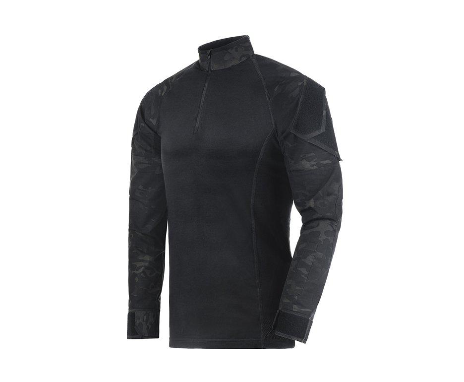 Camisa T-shirt Invictus Operator Multicam Black