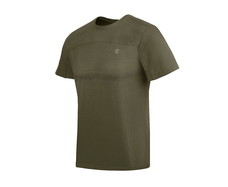 Camisa T-shirt Invictus Infantry Verde Oliva