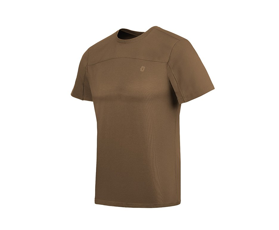 Camiseta Tatica T-shirt Invictus Infantry Marrom Apache