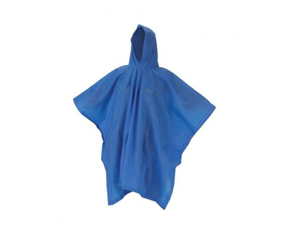 Poncho Eva 15mm Impermeavel Com Capuz Coleman Azul