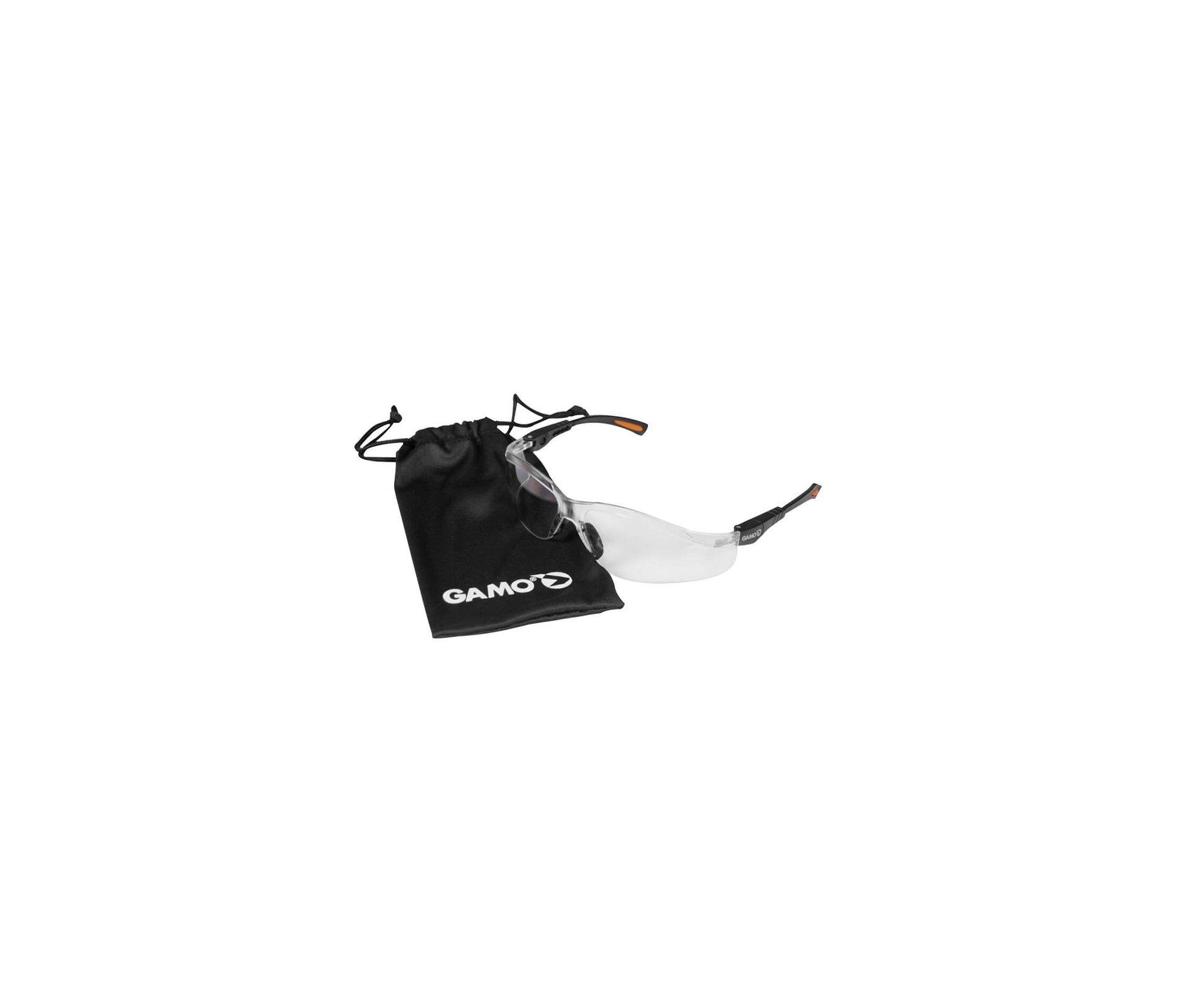 óculos Protetor Para Tiro Esportivo Gamo