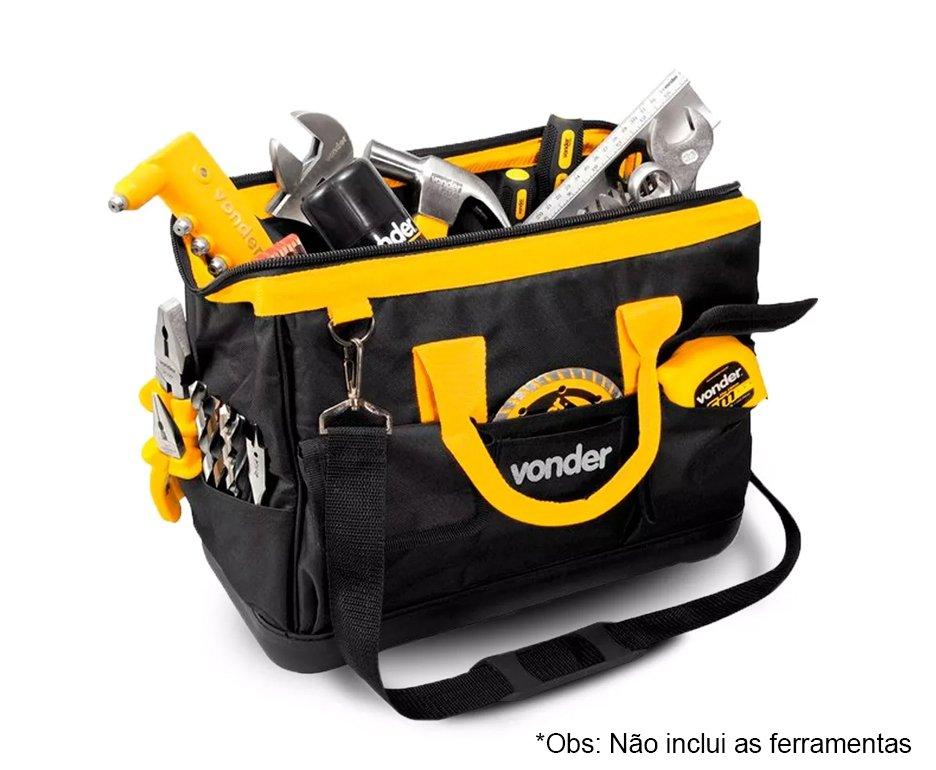Bolsa Em Lona Para Ferramentas 15! BL-070 Vonder