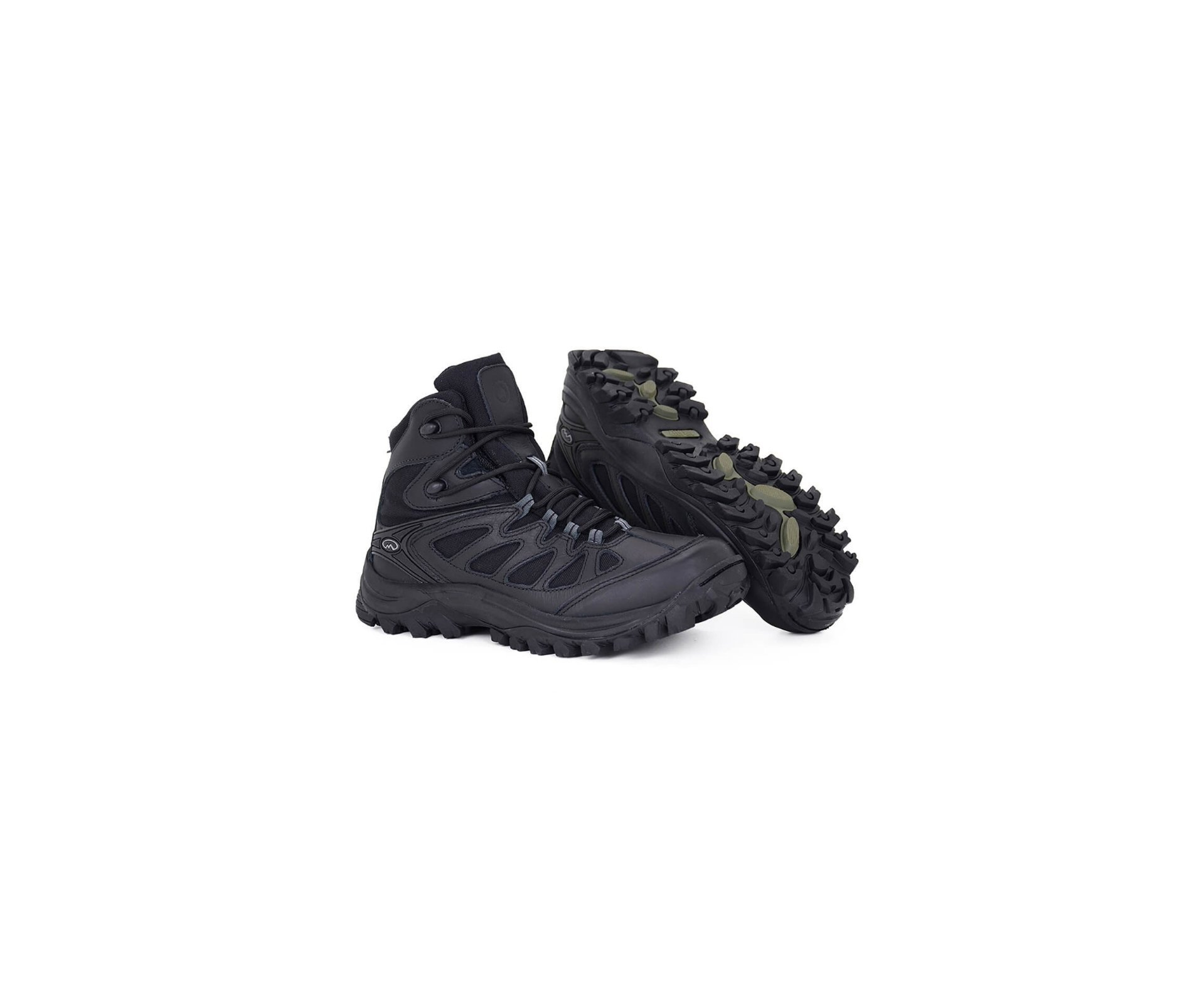 Bota Tática Trekking Hiking Airstep Boot  5700-1 Black