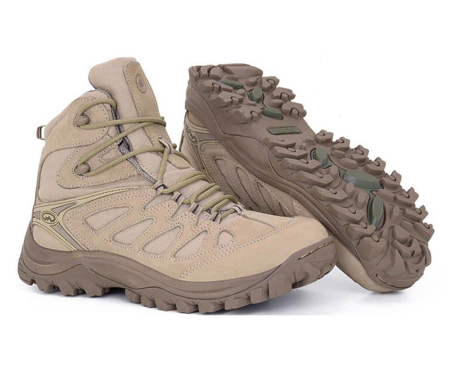 Bota Tática Trekking Hiking Airstep Boot  5700-1 Tan
