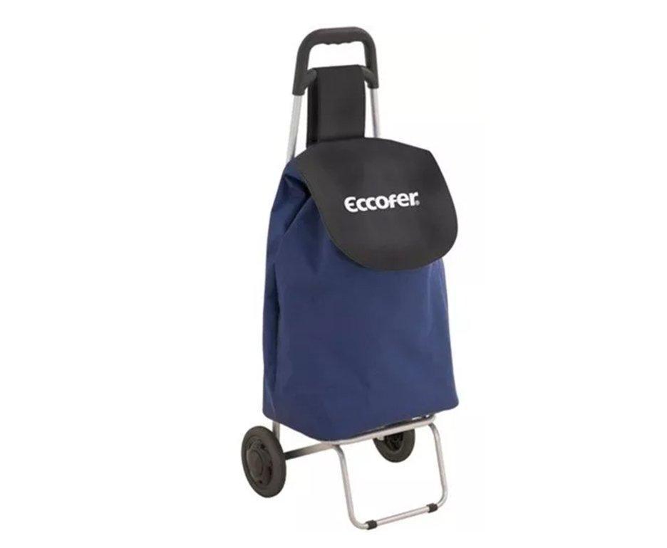 Carrinho Eccofer Com Bolsa 25kg Cbe 6050