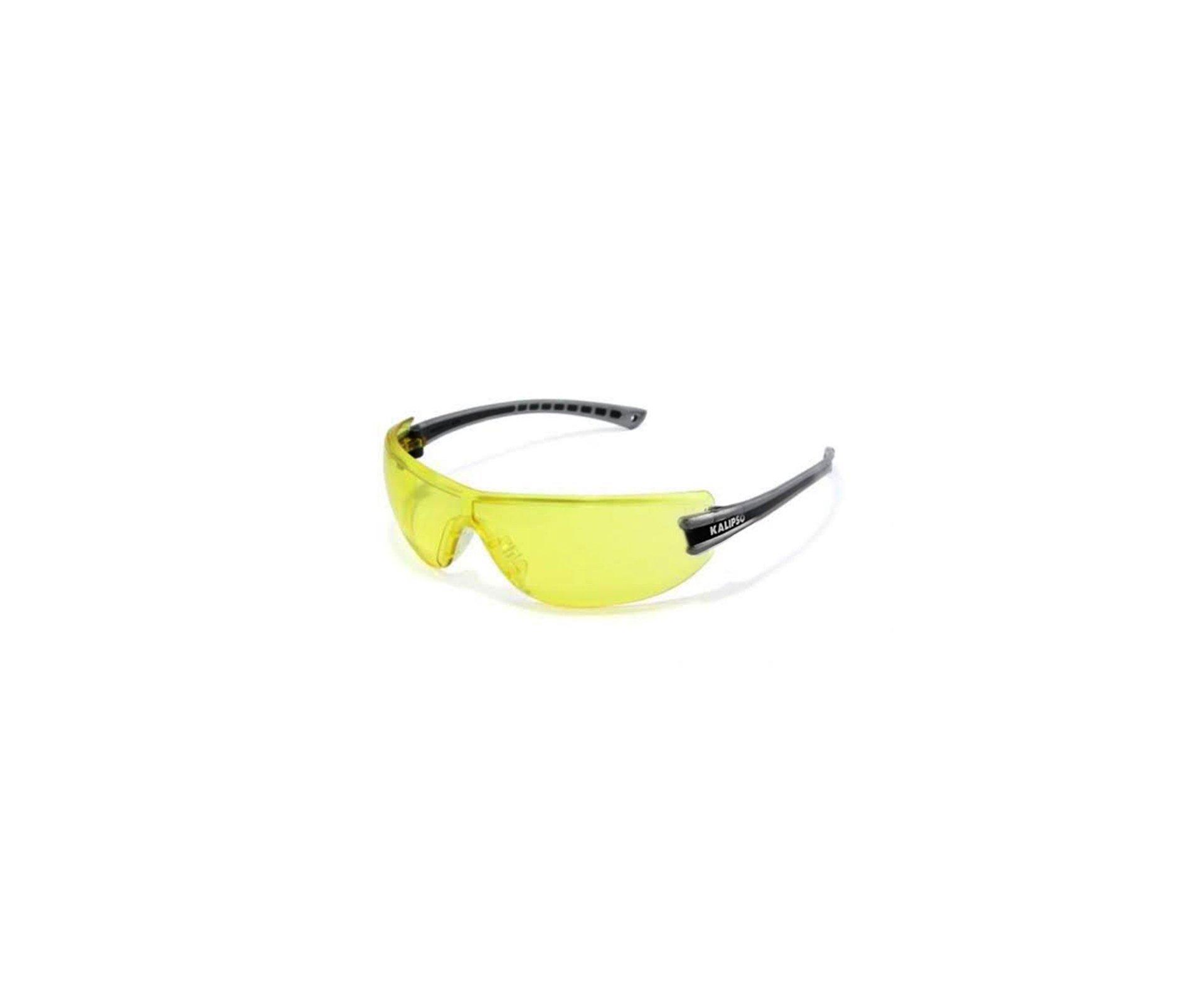 óculos De Proteção Para Airsoft Hawaii Amarelo - Kalipso