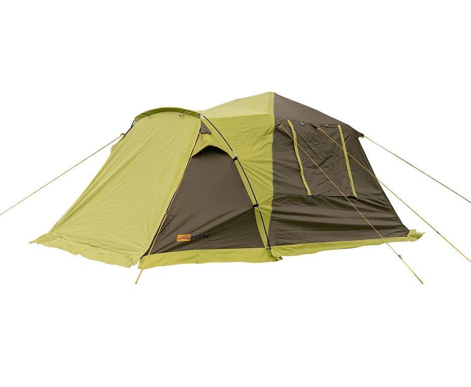 Barraca Camping Proxy 4 Pessoas 2000mm Coluna Dagua Montagem Rapida - Nautika