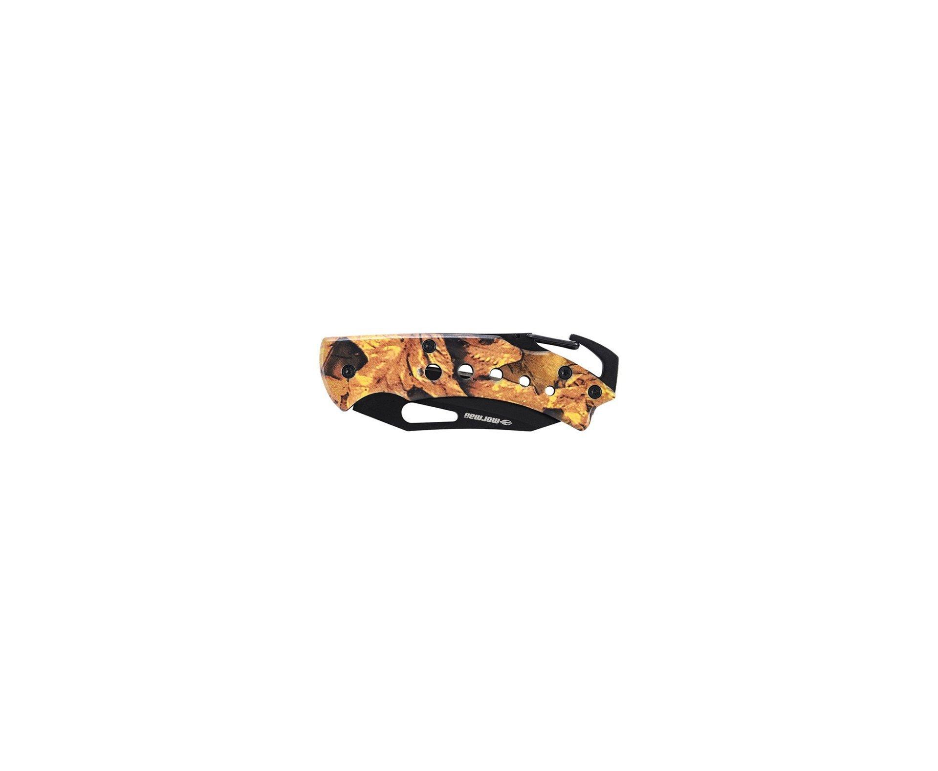 Canivete Nano Savage Aço 420 - Mormaii