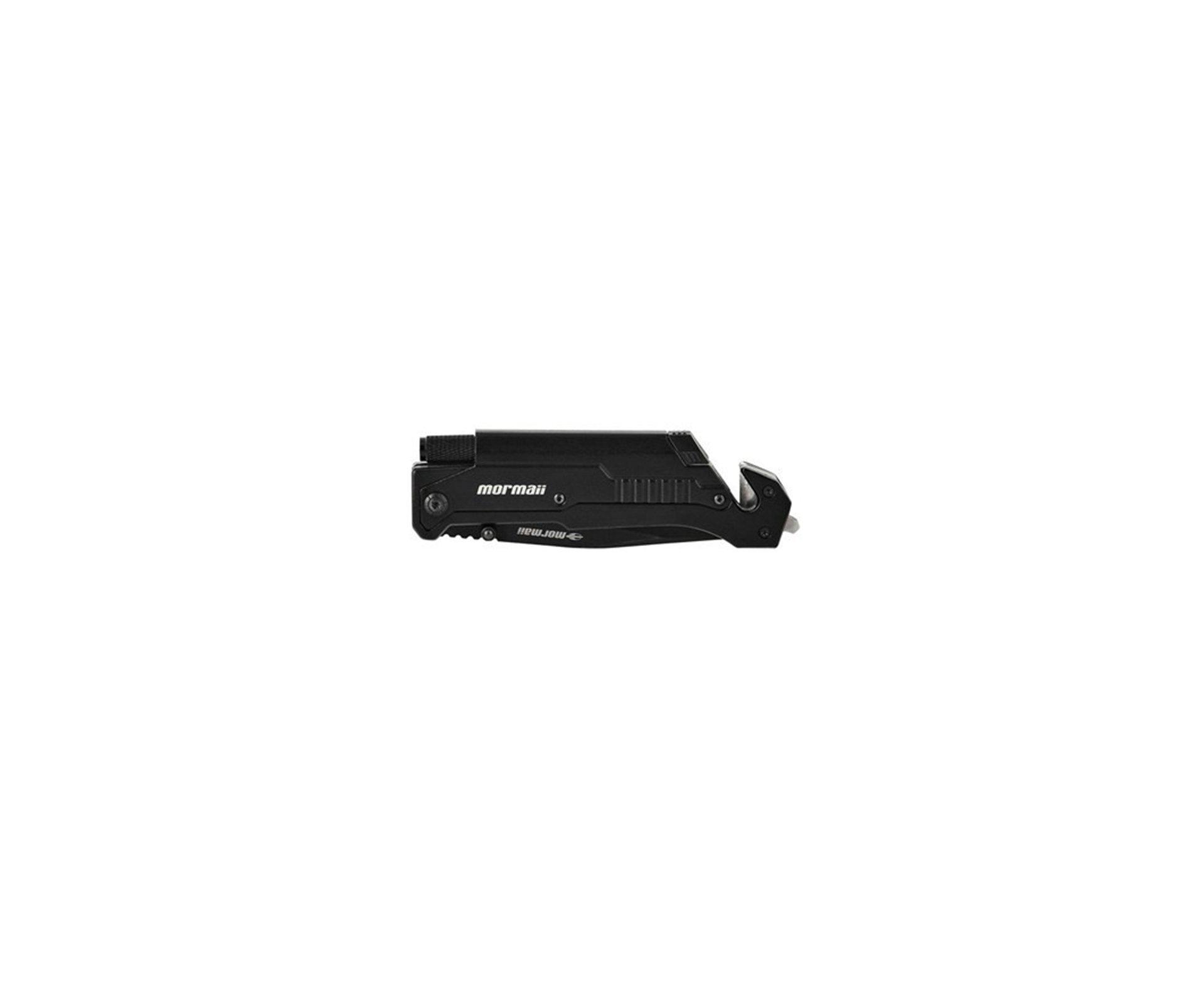 Canivete Brigade Black - Mormaii