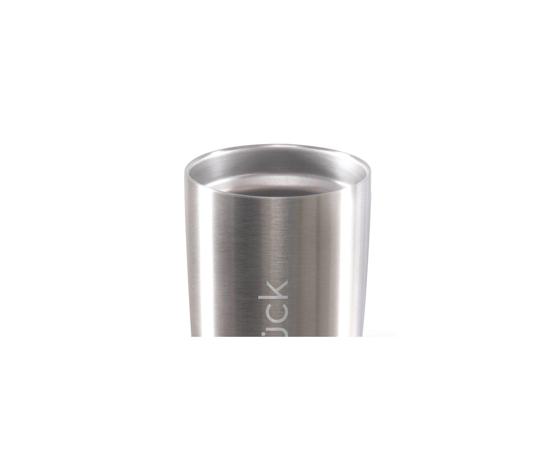 Copo Térmico Para Cerveja Lucky 591ml Inox Silver Steel - Gluck