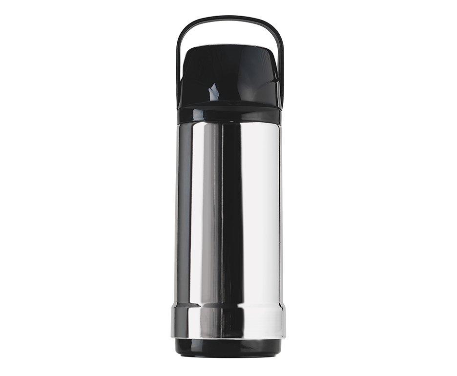 Garrafa Termica De Pressão  Glt Ps 1l Litro Metalizada - Invicta