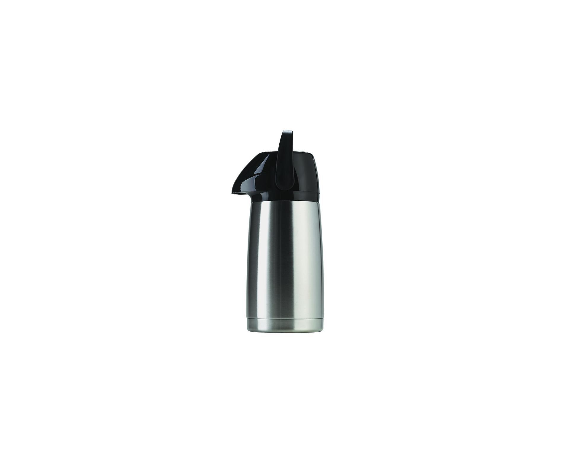 Garrafa Térmica Air Pot Inox New 1,0 Litro - Invicta