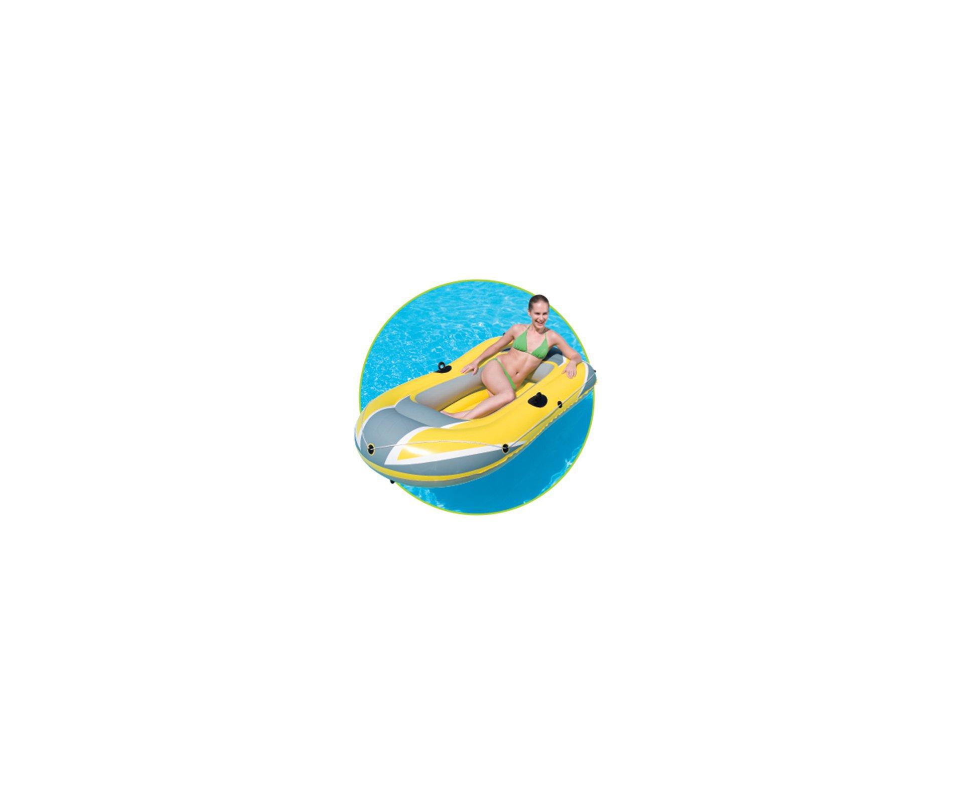 Bote Inflavel Hydro - Force Raft 1.94 X 1.10 - 2p - Echolife