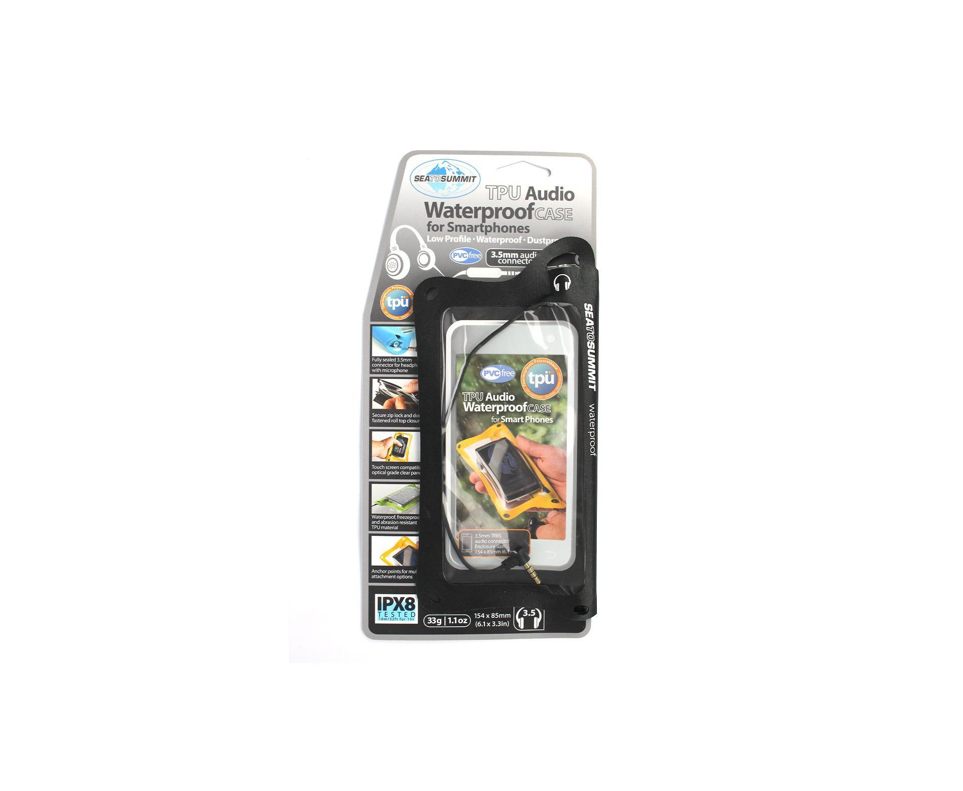 Capa Tpu Audio Phone Case - Sea To Summit