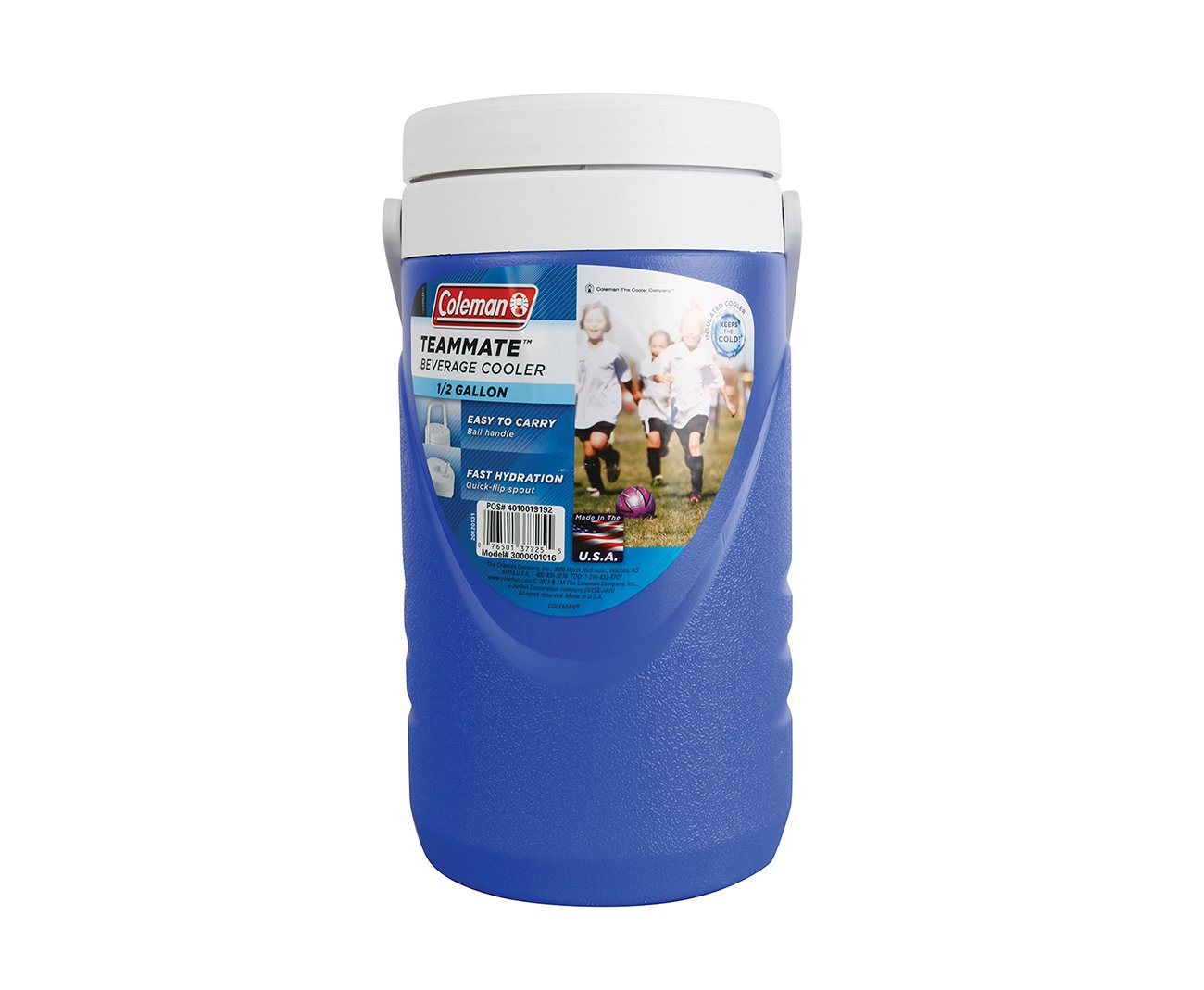 Garrafa Térmica 1,8 Ltr Azul - Coleman