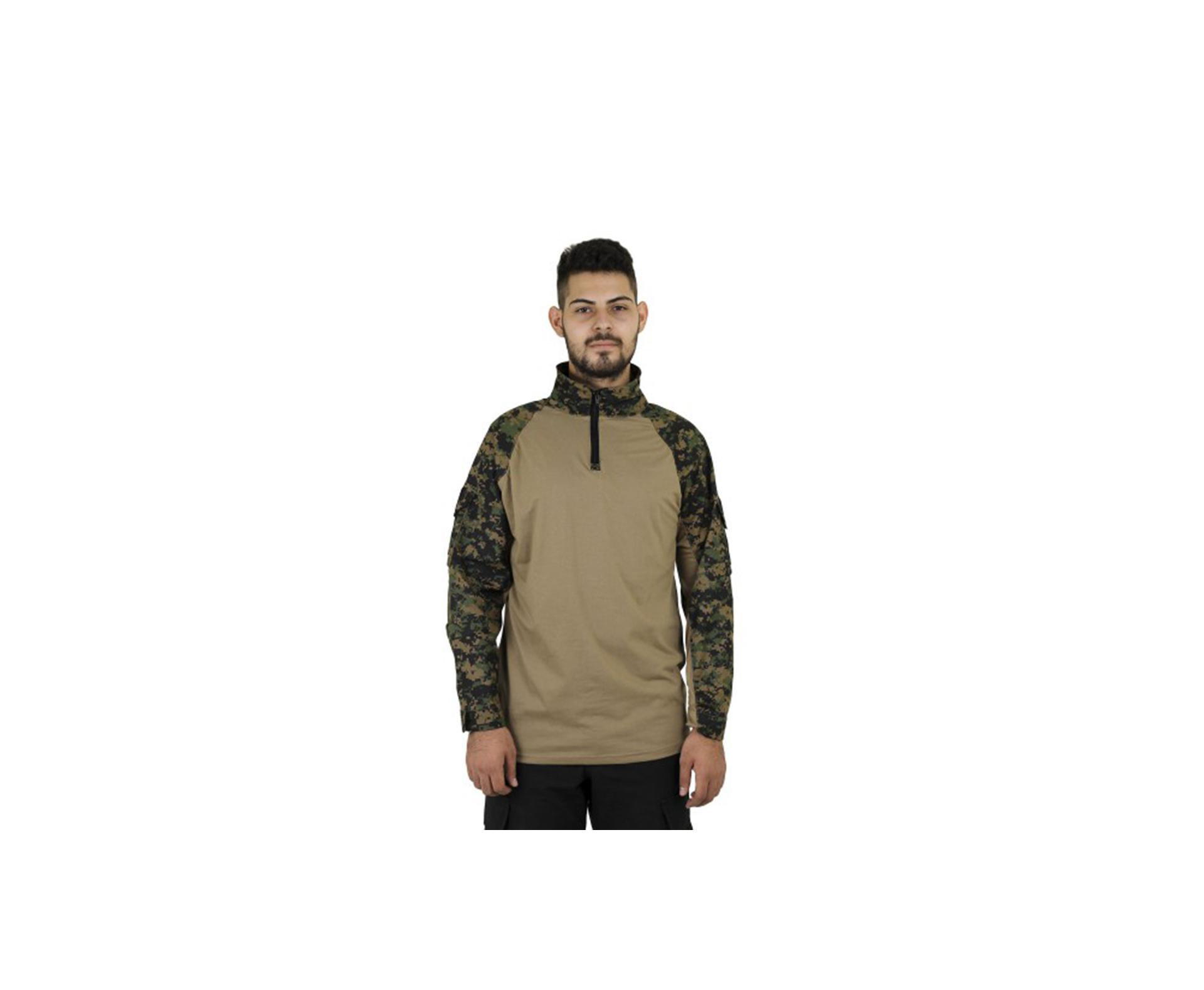 Camisa Combat Shirt Marpat - Bravo