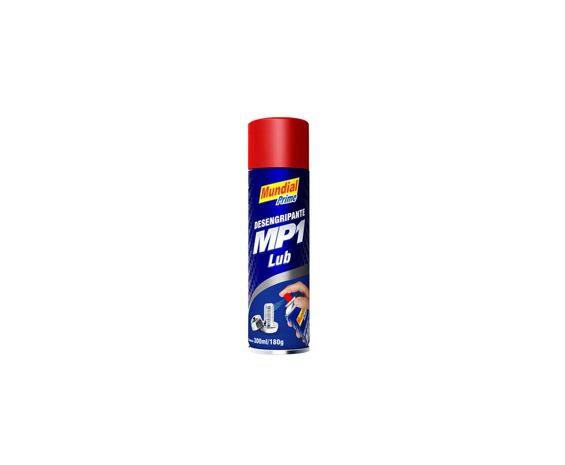 Desengripante Mp1 Spray 321ml - Mundial Prime