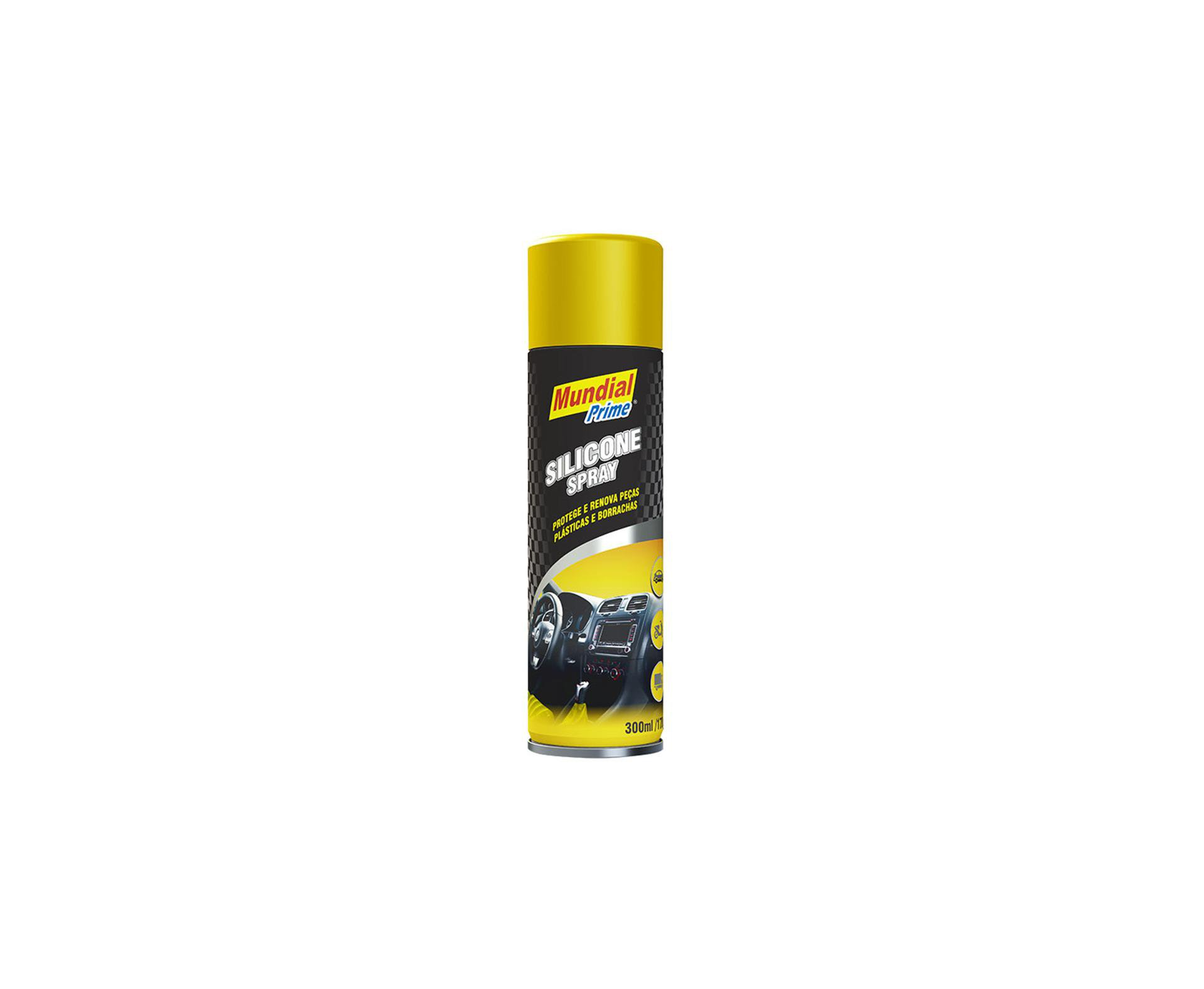 Silicone Spray 300ml - Mundial Prime