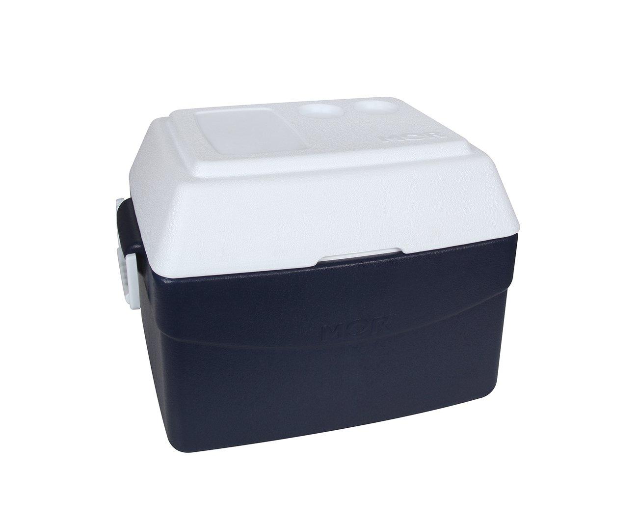 Caixa Térmica Glacial 55 Litros Azul Ref. 25108141 - Mor