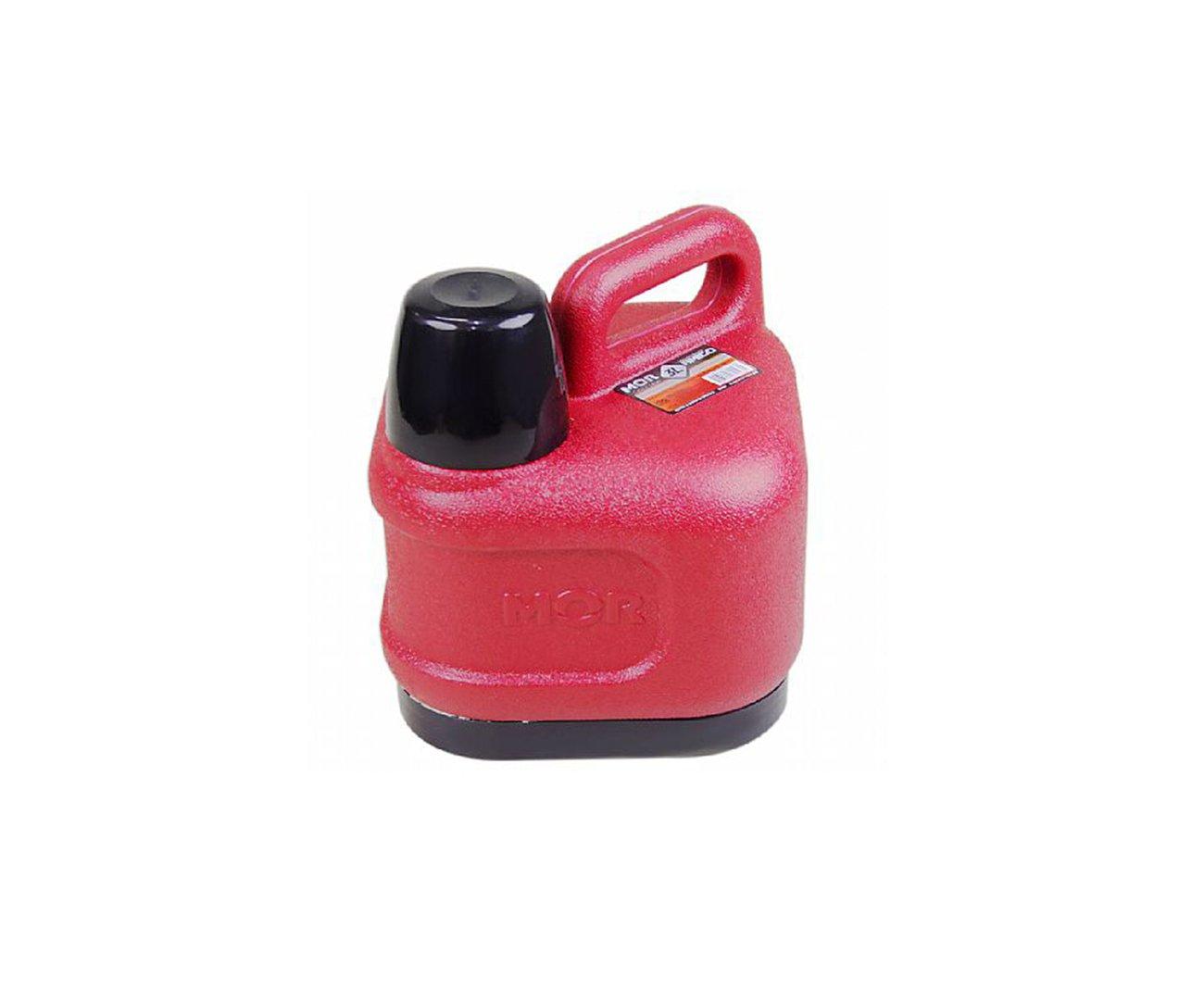 Garrafão Térmico Amigo 3,0 Litros Vermelho Ref. 25108022 - Mor