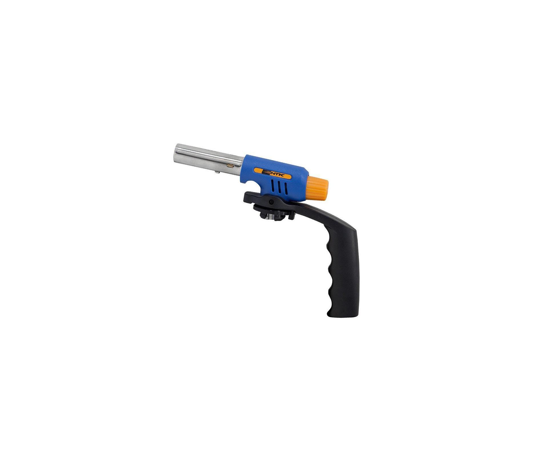 Maçarico Compacto Ikon Com Ignição Automatica - Nautika
