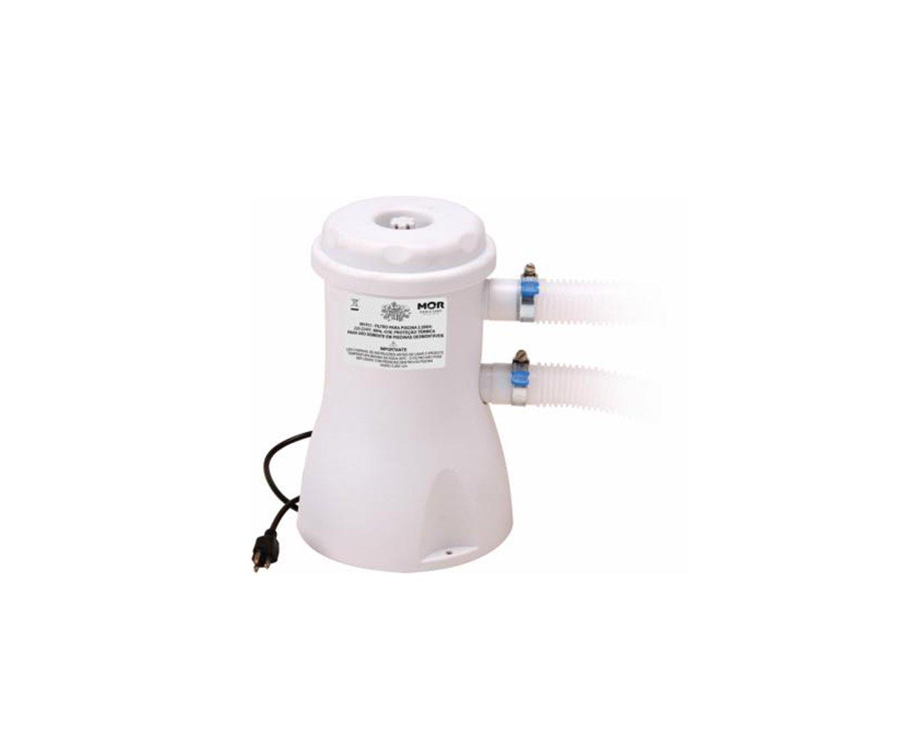 Filtro Para Piscina Vazão 2.200 Lts/hora 220v Mor