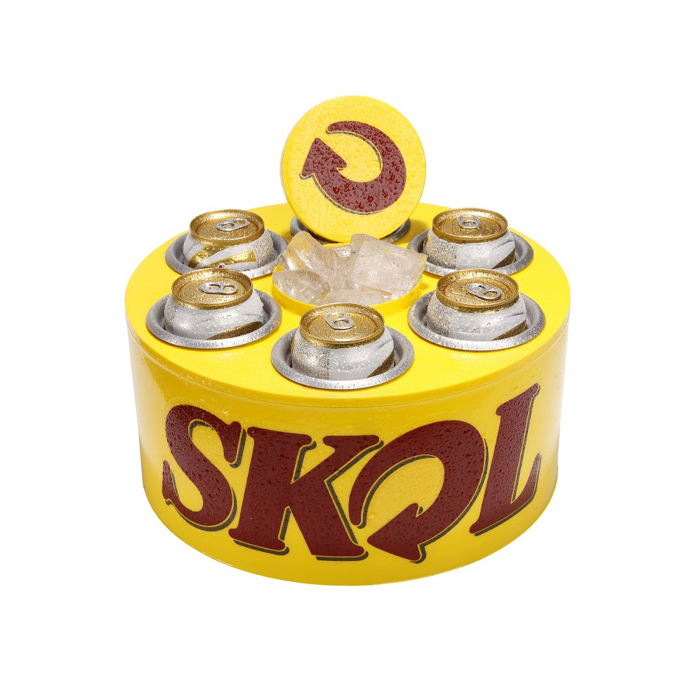 Cooler 3g Para Latas - Skol - Doctor Cooler