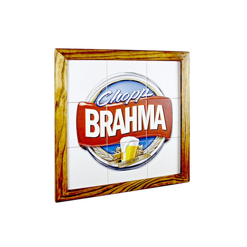 Mosaico Brahma 9 Azulejos 52,5cm
