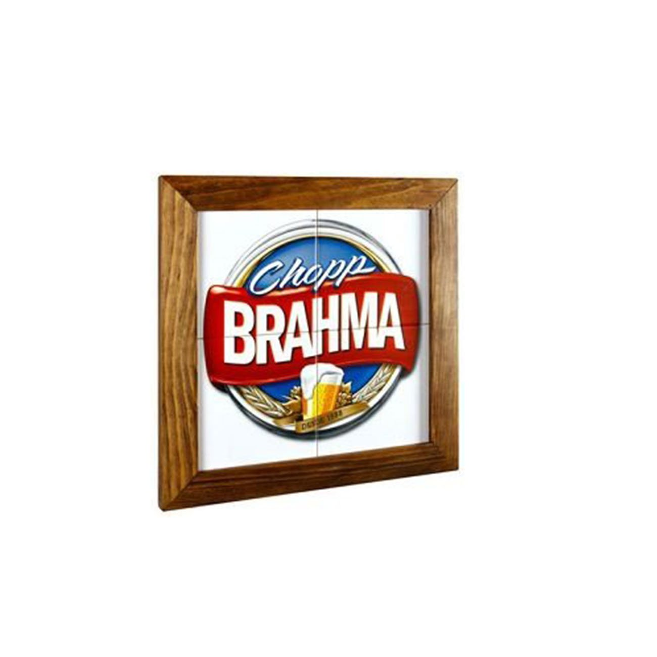 Mosaico Brahma 4 Azulejos