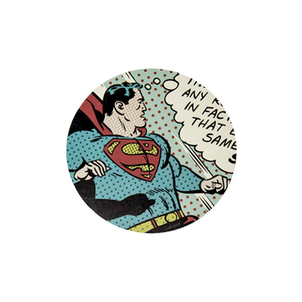 Porta Copos Quadrinhos - 6 Peças - Dc Comics Originals