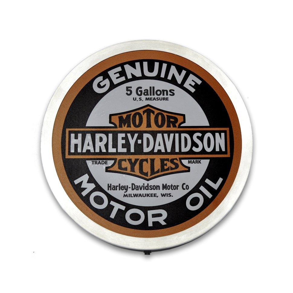 Luminoso Decorativo - Harley Davidson - 31 Cm