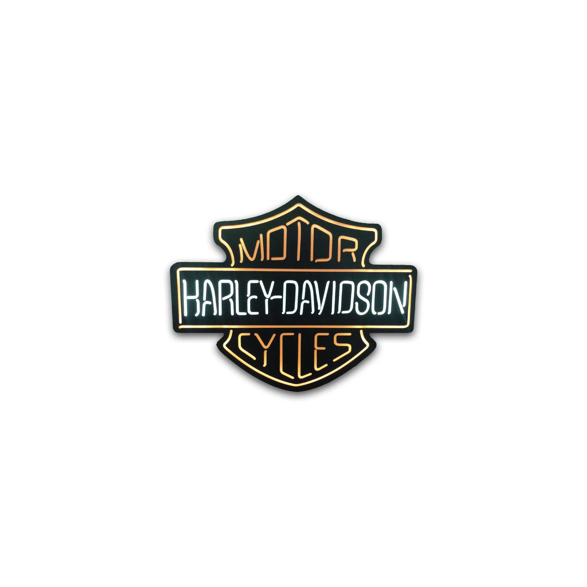 Luminoso Decorativo - Harley Davidson - Mdf