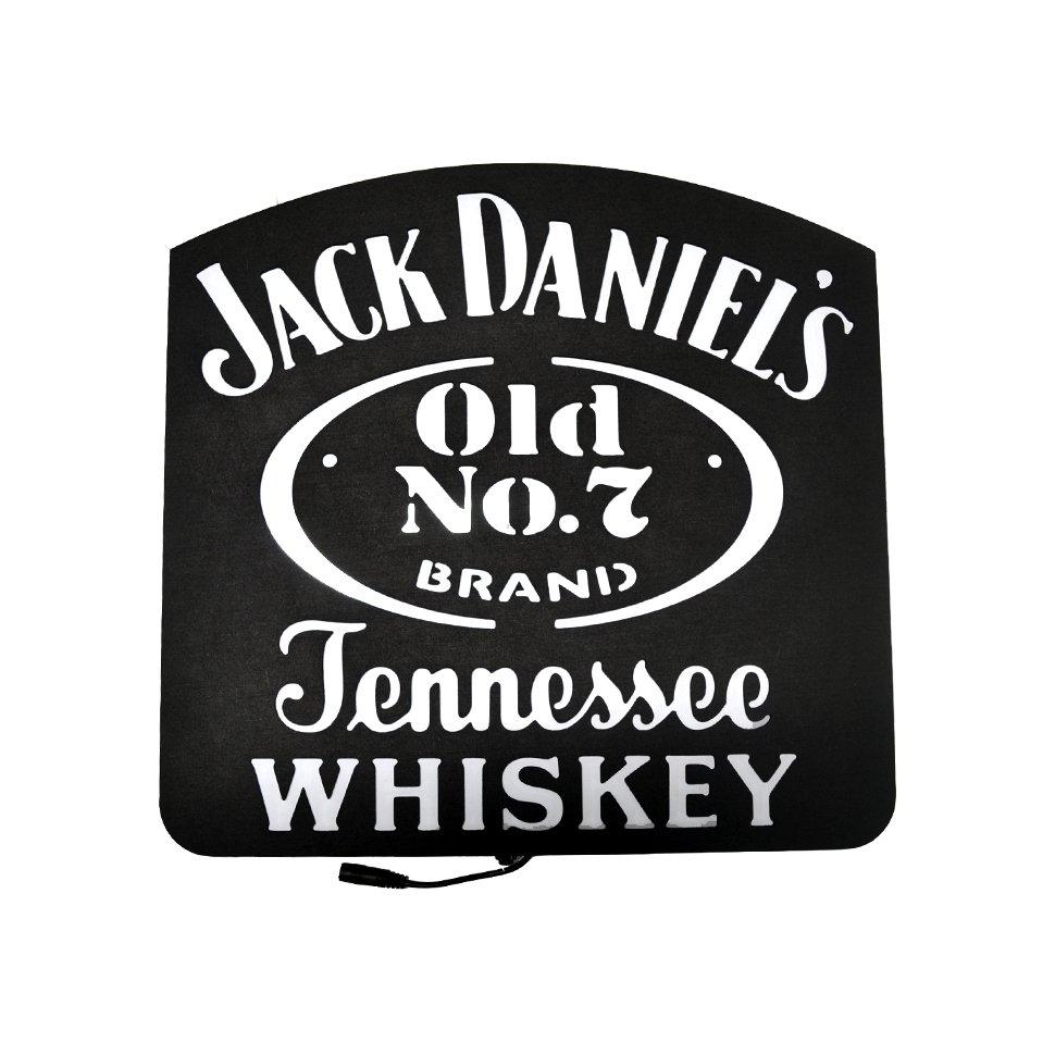 Luminoso Decorativo - Jack Daniels - Mdf