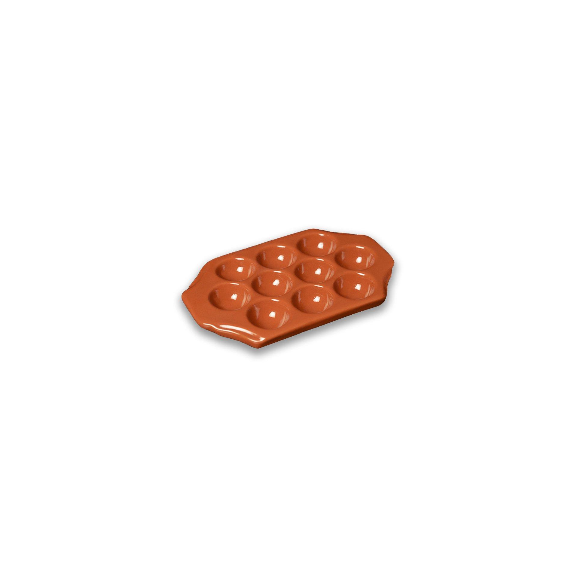 Provolera De Cerâmica - A Legítima - 10 Cavidades