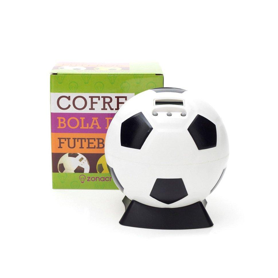 Cofre Smart Bola De Futebol - Zona Criativa