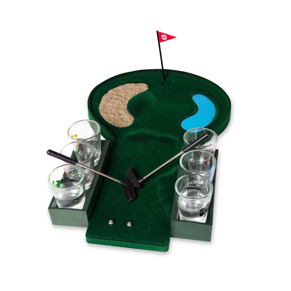 Pingolf - Jogo De Golf Com Copos - Uatt?
