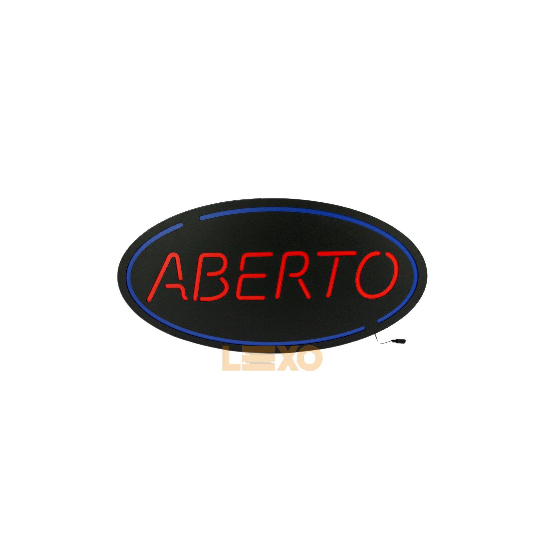 Luminoso Decorativo Led Aberto - Bar Light