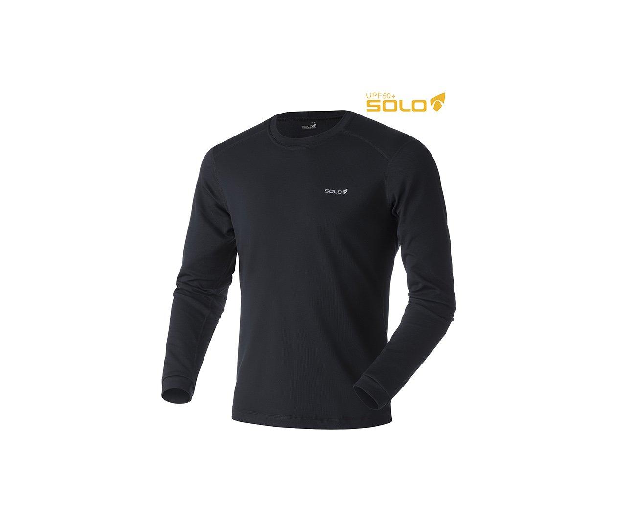 Blusa X-thermo Ds T-shirt Preto - Solo