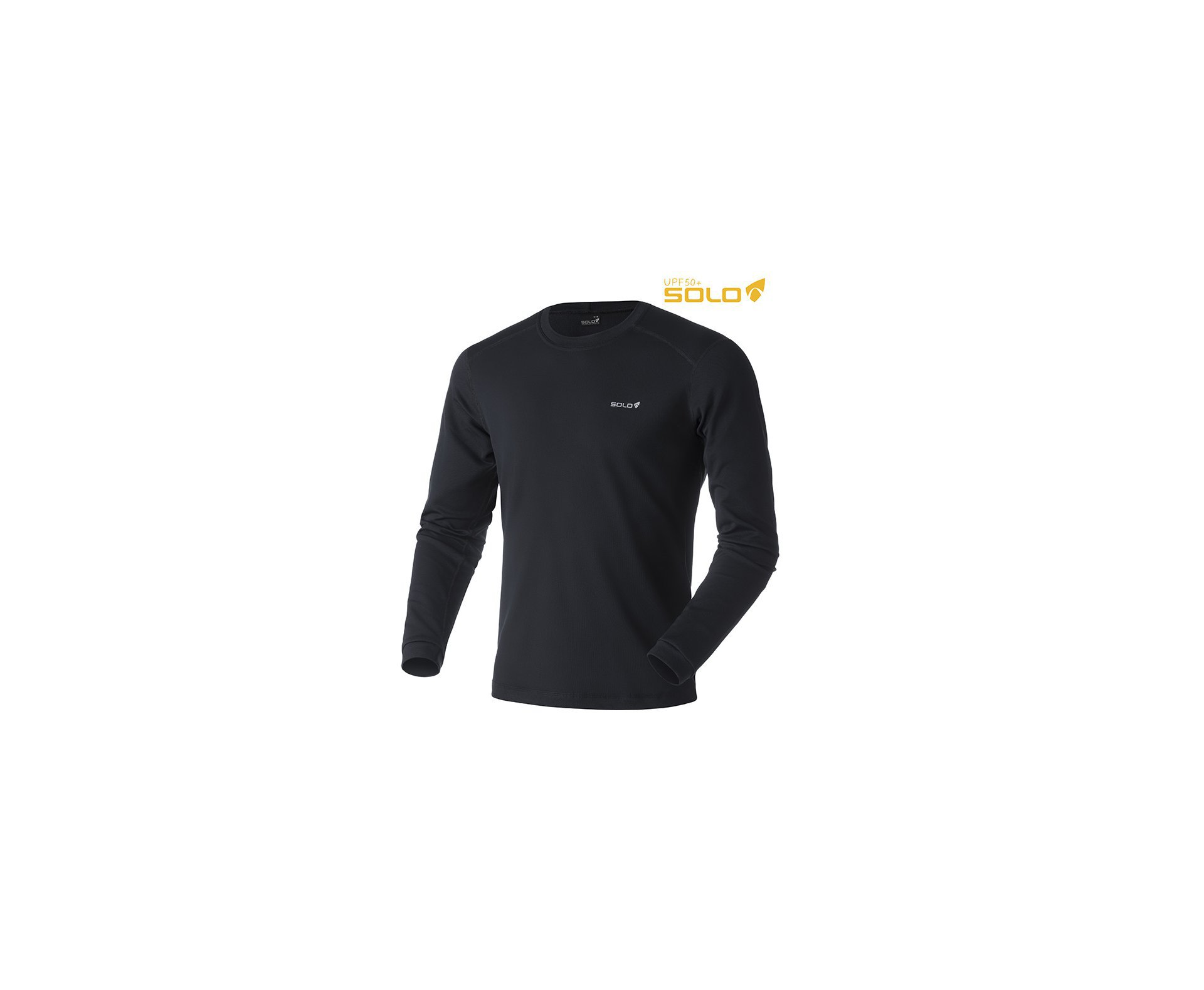 Blusa X-thermo Ds T-shirt Preto - Solo