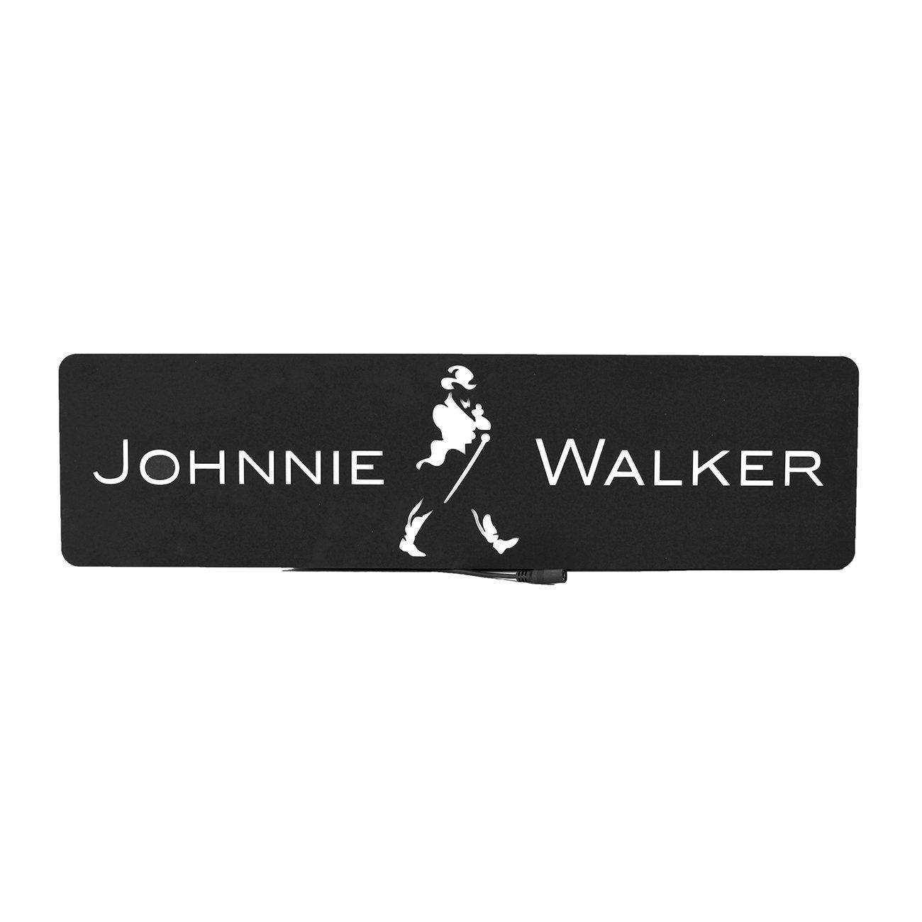 Luminoso Johnny Walker Mdf