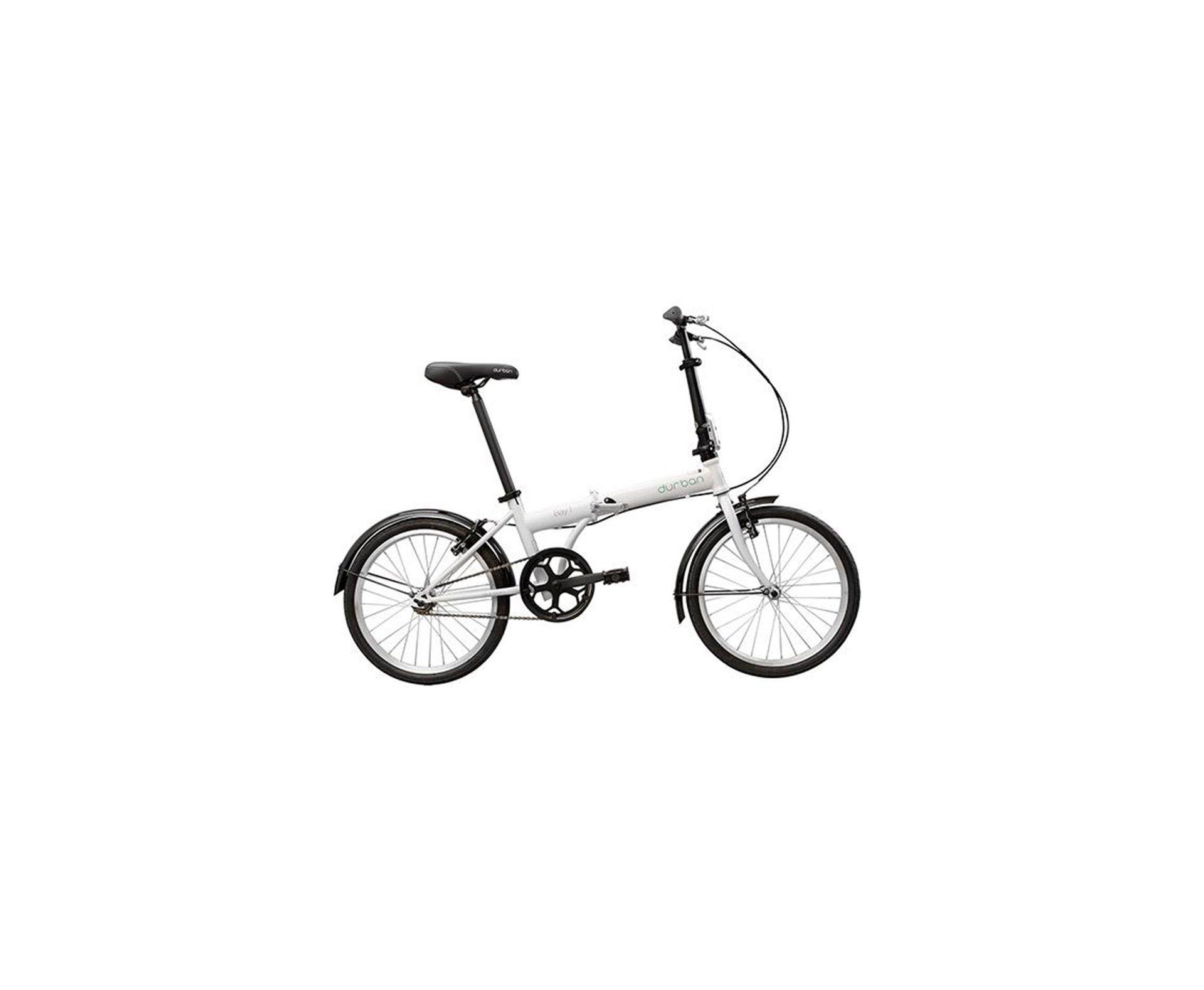 Bicicleta Durban Dobrável Bay 1branca - Nautika