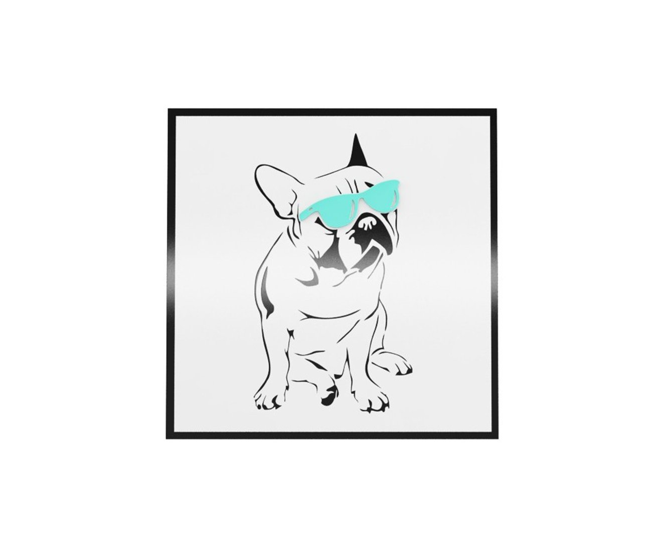 Quadro Bulldog - Geton