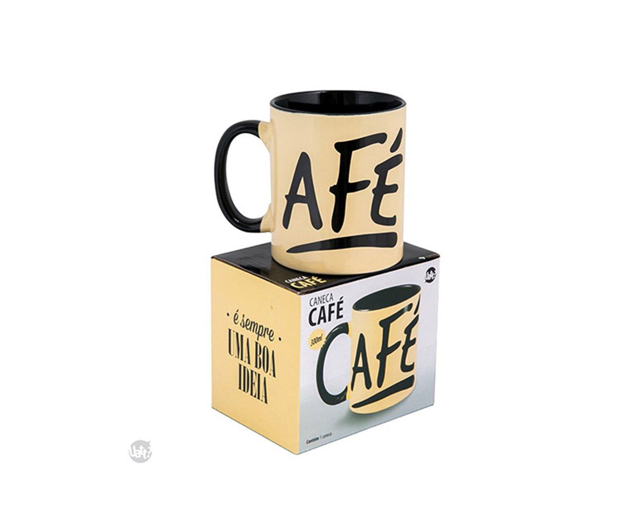 Caneca Cafe - é Sempre Uma Boa Ideia - Uatt