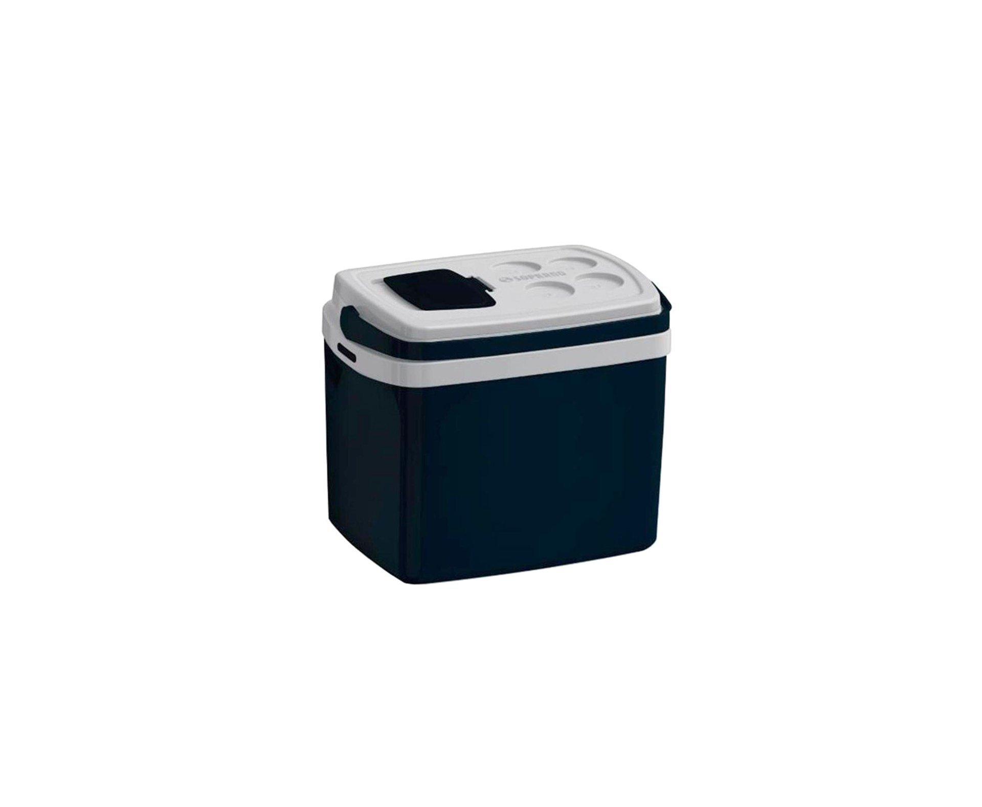 Caixa Termica Tropical 32l Preta - Soprano