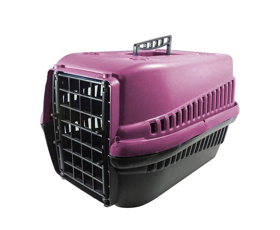 Caixa De Transporte Furacãopet N1 Rosa - Furacão