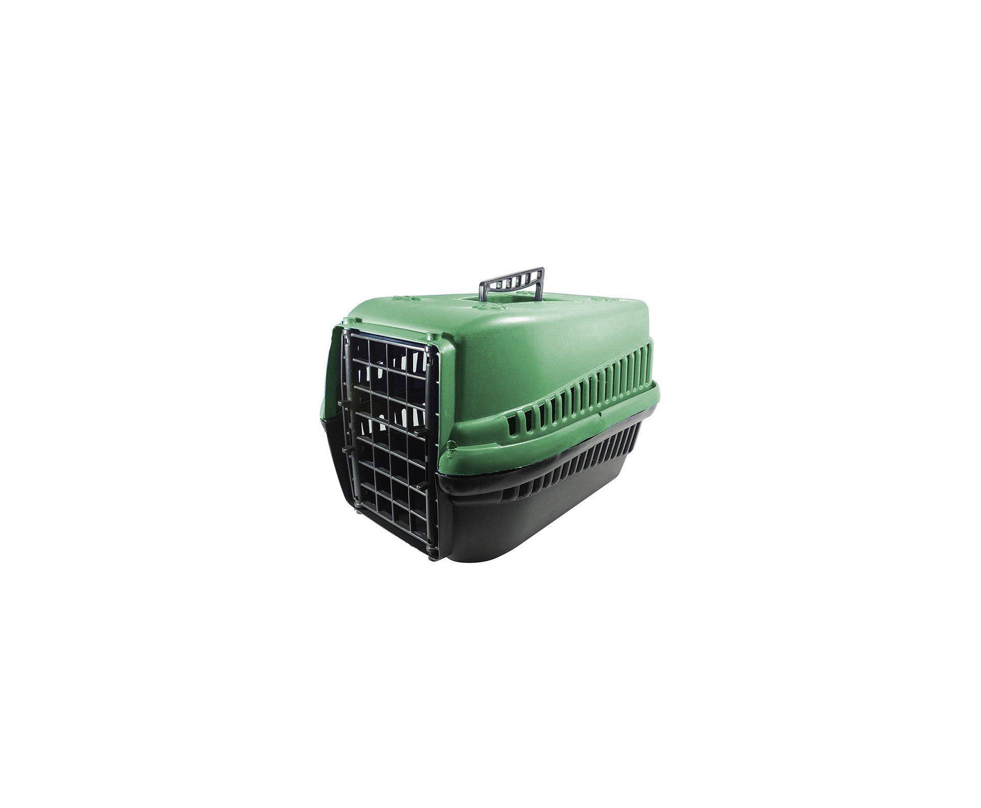 Caixa De Transporte Furacãopet N1 Verde - Furacão